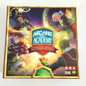 Sealed board game Arcane Academy